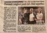 Articolo Morra Giornale di Monza