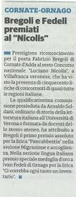 Il Cittadino Monza Articolo 01-03-2018