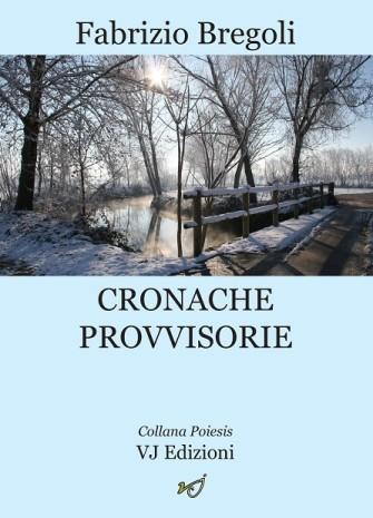 Copertina Cronache Provvisorie Fronte
